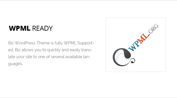 WPML Supported