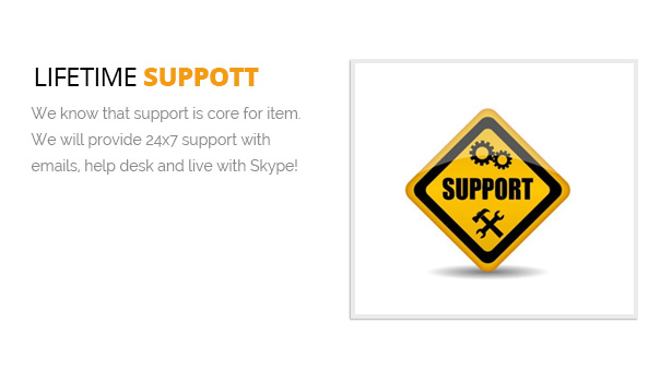 Lifetime Support for Heal nonprofit wordpress theme