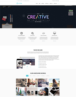 MT-One – Corporate WordPress Theme