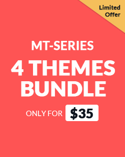 MT-Series  – 4 Themes Bundle Offer