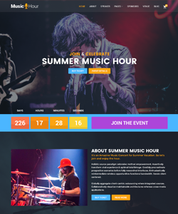 Event Term- Event & Conference WordPress Theme