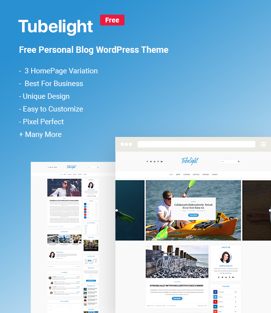 top free wordpress themes download