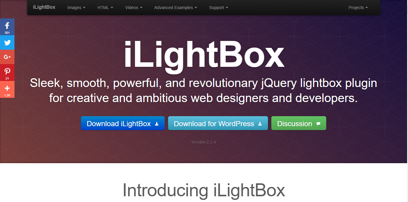 Best Free Lightbox jQuery Plugin