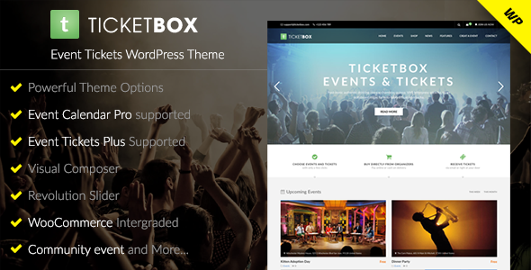 Best Conference and Event WordPress Theme