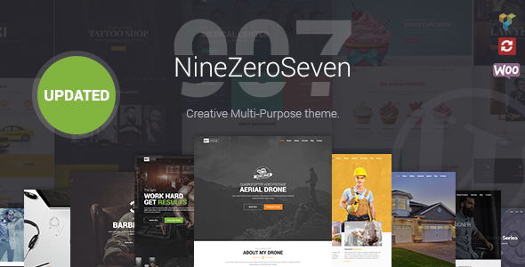 30+ most popular multi-purpose WordPress themes
