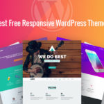 50 best free responsive WordPress themes