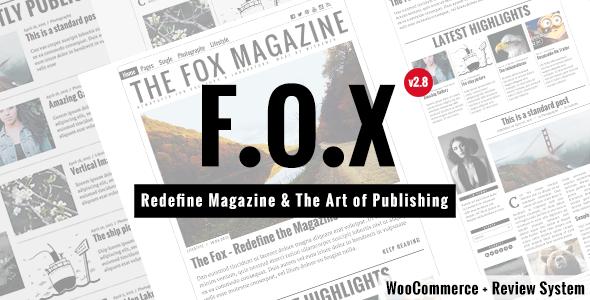 best magazine WordPress theme