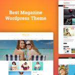 35 best magazine WordPress theme