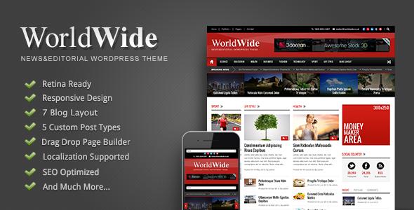 Most Popular Premium WordPress Themes (Above 50, Alphabetically ...